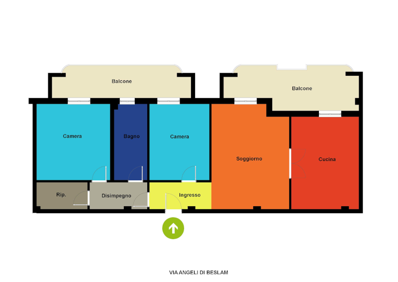 0000372 Lim-mobiliare-planimetria