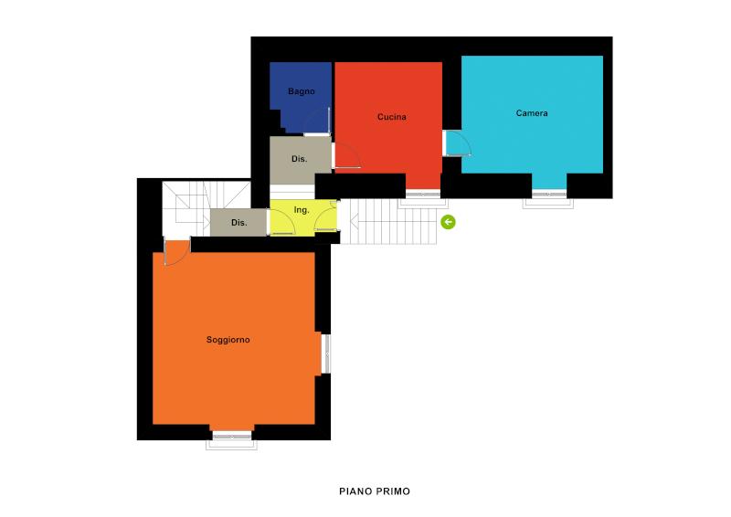 0000468 Lim-mobiliare-piano primo